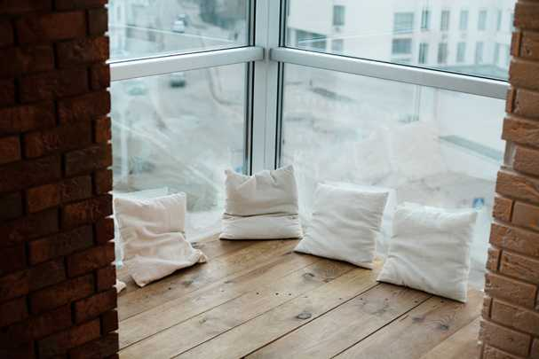 Теплый балкон своими руками видео фото 282