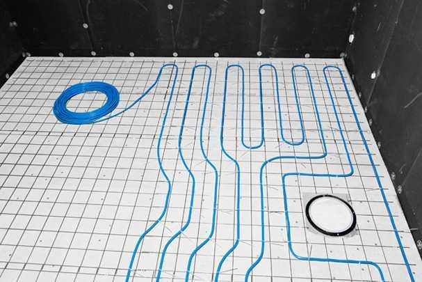 Как самостоятельно сделать электрический теплый пол под плитку