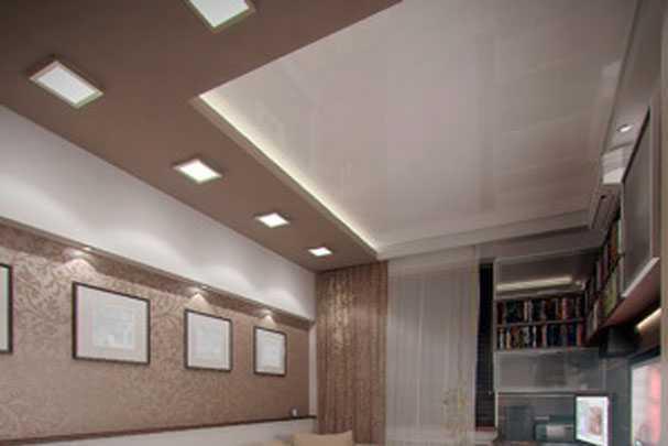 Пошаговая инструкция многоуровневого потолка своими руками 64