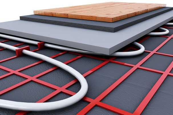 Как сделать теплый электрический пол в деревянном доме
