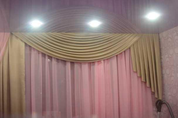 Как сделать потолочный карниз под натяжной потолок своими руками и не испортить пленку