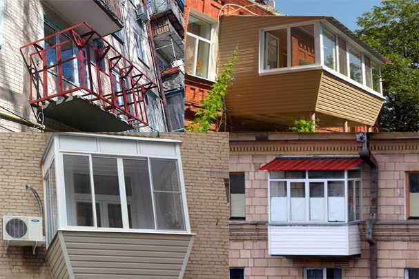 Как расширить балкон без разрешения или с разрешением?