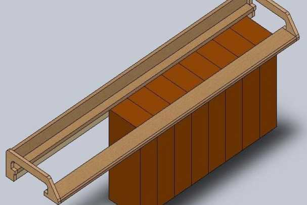 Приспособление для кладки кирпича, которое упростит вашу стройку