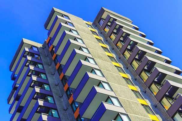 Цветной бетон своими руками — делаем наш будущий дом ярким и красочным