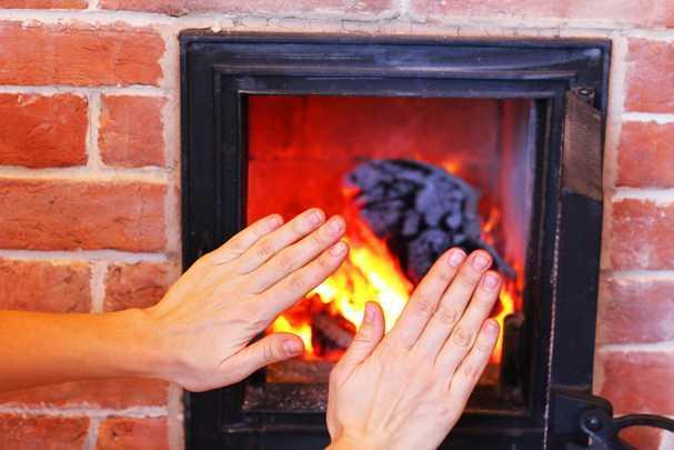 Как обложить кирпичом железную печь — создаем домашний очаг