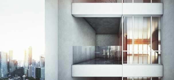 Монтаж и удлинение балконных козырьков своими руками