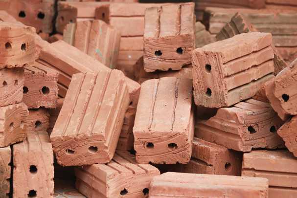 Обжиг кирпича в домашних условиях — производим качественный материал