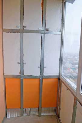 Утепление пола на балконе пеноплексом — инструкции и полезные советы