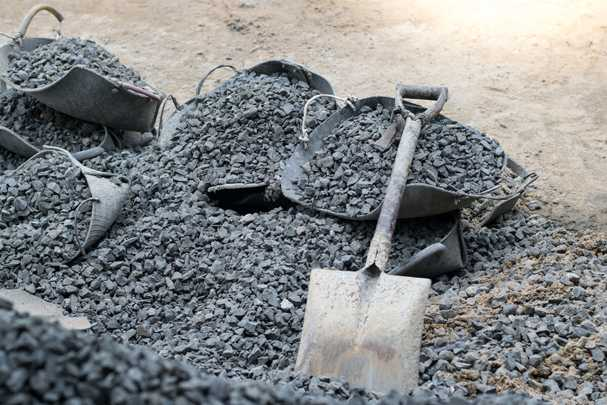 Уплотнение грунта щебнем технология