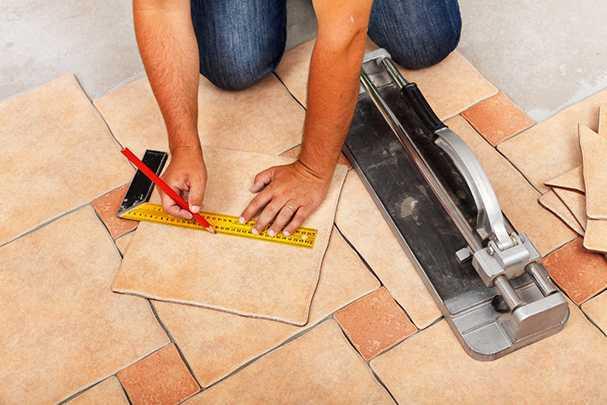 Чем резать керамическую плитку, чтобы получить идеальный результат без особых усилий
