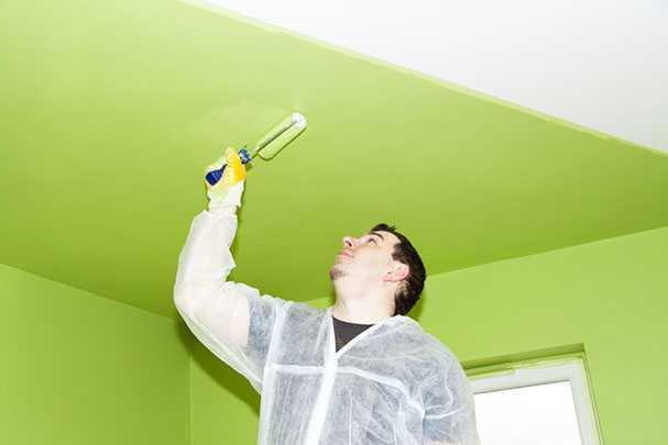 Как правильно выбрать валик для покраски стен
