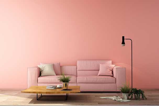 Создание интерьера в розовом цвете: избавляемся от «гламурных» стереотипов