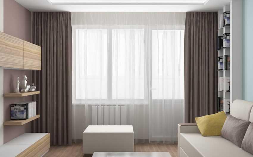 Дизайн хрущевки 2020 года: варианты перепланировки и зонирования квартиры. Выбор стилистики интерьера для каждой комнаты (160 фото)