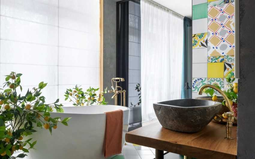 Дизайн ванной комнаты 2020 года— ТОП-140 фото трендовых идей для ванной комнаты. Модные цвета и материалы, особенности сантехники и мебели 2020 года