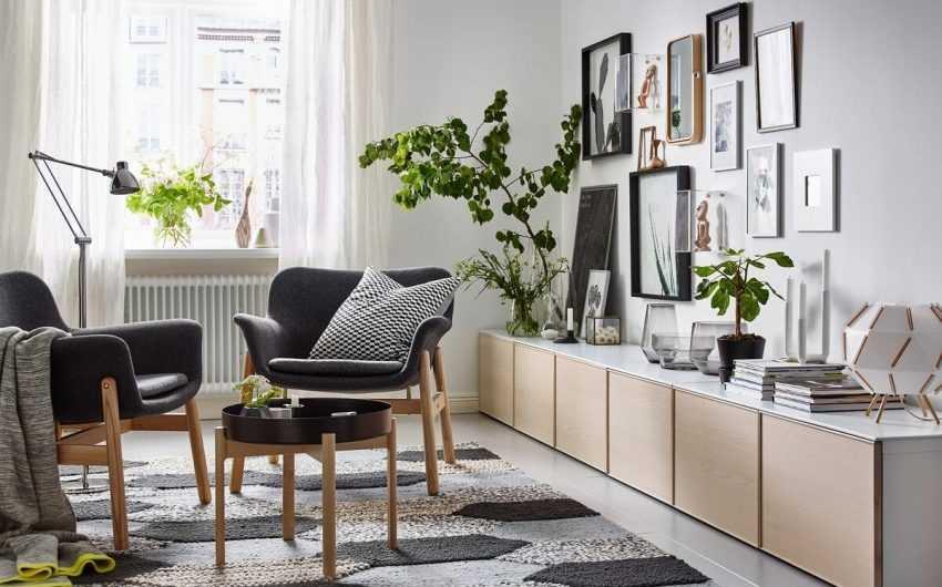 Интерьеры ИКЕА— обзор оригинальных идей и новинок дизайна. Примеры идеального сочетания мебели IKEA. 120 фото + видео