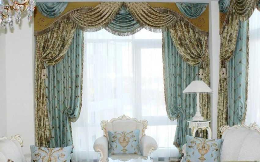 Классические шторы: нюансы дизайна штор в классических стилях. Подходящие цвета и оттенки штор, виды конструкций + 150 фото-примеров дизайнов