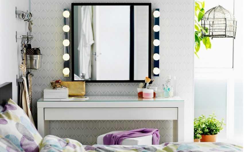 Зеркало ИКЕА— характеристика ассортимента моделей зеркал ИКЕА, особенности качества материалов. Особенности применения зеркал от ИКЕА (150 фото)